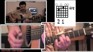 Mr Guitar Tommy Emmanuel - Lesson Part 1 by Asa