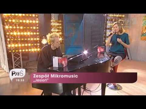 inne – Jesień – Natalia Grosiak (Mikromusic). Pytanie na śniadanie. Warszawa 2012