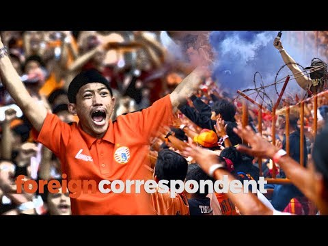 Inside the world's most dangerous football league | Foreign Correspondent
