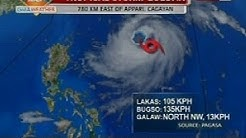 QRT: Weather update as of 5:54 p.m. (Oct. 2, 2013)
