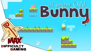 A Pretty Odd Bunny 100% Walkthrough ALL 1 - 24 LEVELS & 2 BONUS LEVELS thumbnail