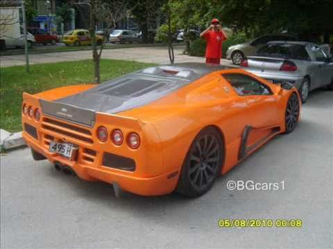 SSC Ultimate Aero 2010 BRUTAL SOUND