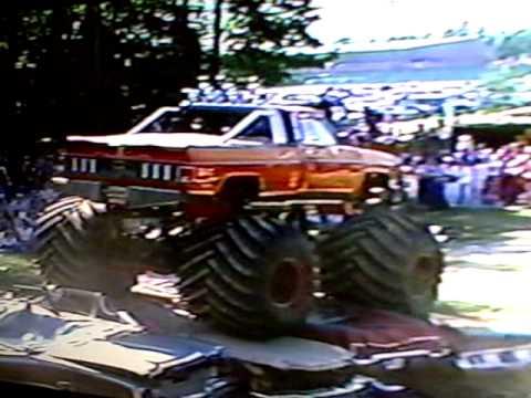 Monster Truck Film 1987