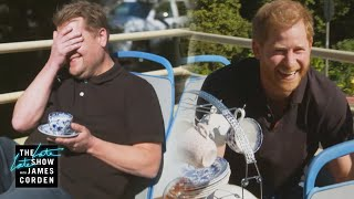 Download An Afternoon with Prince Harry & James Corden