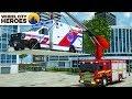 Traffic Light Fixed by Spec Truck - Wheel City Heroes (WCH) Street Vehicles Cartoon