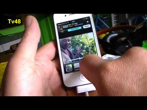 How to Combine your videos to one file with the iPHONE IOS 7 X 8X 9X - 2016