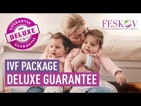 IVF DeLuxe Guarantee – Premium IVF services