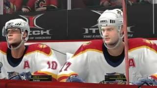 NHL 07 Xbox 360 Gameplay - Score