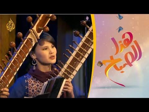 بالفيديو.. -راضية- انتشلتها الموسيقى من الضياع إلى المحافل الدولية  - 13:54-2019 / 10 / 12