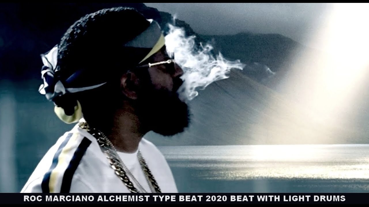 """Roc Marciano Alchemist Type Beat 2020 Beat With Light Drums """"Godly"""""""