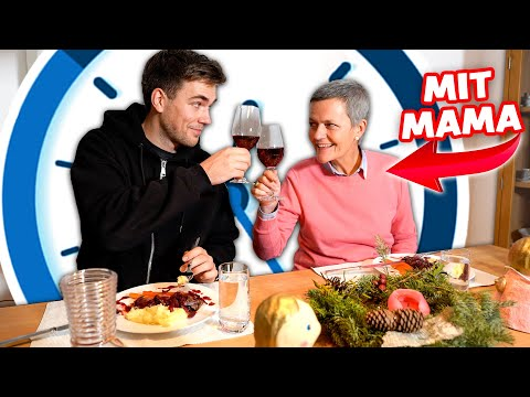 Ein Tag persönlicher Koch für meine Mama 👩👦 - MAX