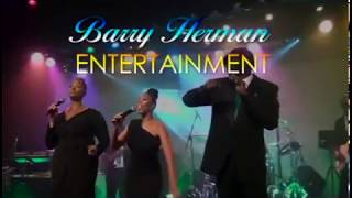 "Barry Herman's Ent. Band ""Cashmere"""