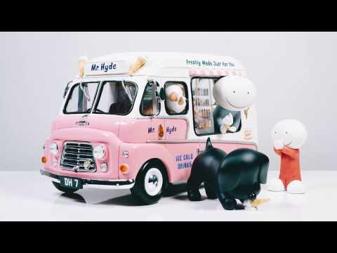 Doug Hyde - 'Wish You Were Here' Sculpture Presentation