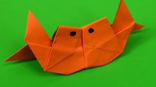 Walking Crab Origami
