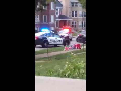 Omaha Police handling shit like a boss