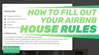 Gambar cover How To: Airbnb House Rules