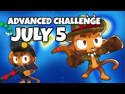 BTD6 Advanced Challenge - Which Target? - July 5 2019