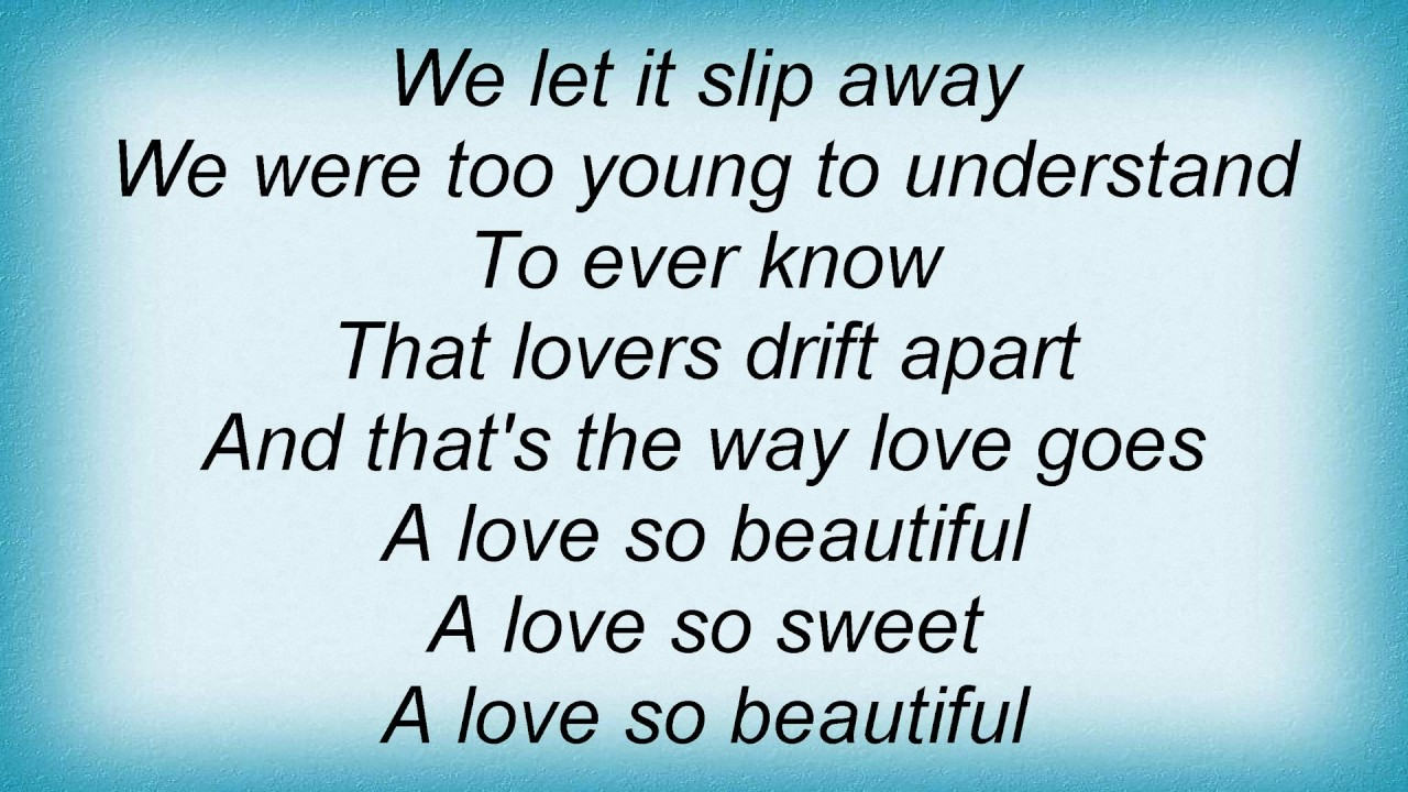 If I Sing You A Love Song - Bonnie Tyler - YouTube