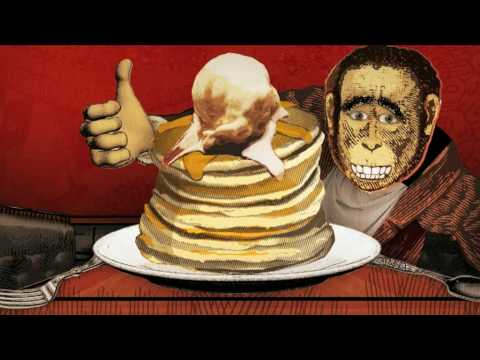 The pancake parlour monkey commercial youtube the pancake parlour monkey commercial ccuart Gallery