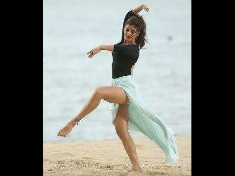 jacqueline-fernandez-dance-practice---bollywood-actress-jacqueline-fernandez
