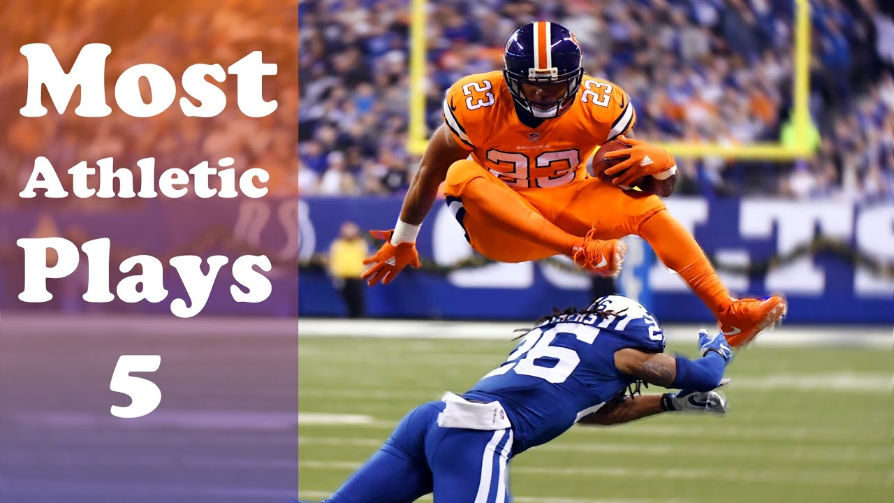 Most Athletic Plays in Football History 5