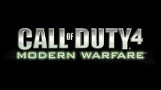 Прохождение игры:Call of Duty 4: MW Видео 1:Обучение и 1 миссия