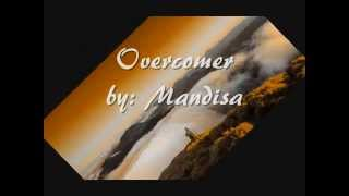 Overcomer with lyrics by Mandisa