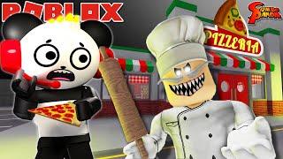 Escape The Evil Pizzeria!!