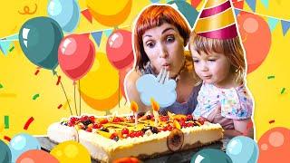 Бьянка празднует День рождения — 3 года! Подарки и Вечеринка на пляже. Привет, Бьянка с Машей Капуки