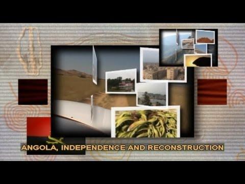 Angola, Independência e Reconstrução