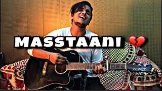 Masstaani - B Praak   Jaani   Cover by Shivankur Vashisht