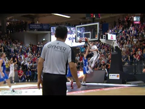 Daniel Theis Germany NT Highlights Vs Czech Republic (17 Pts, 6 Reb, 3 Ast, 2 Blk)