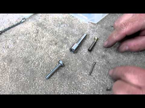 Precision Toolmaking Making an Edgefinder Part 4