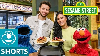 Sesame Street: C is for Cooking with Stephen and Ayesha Curry