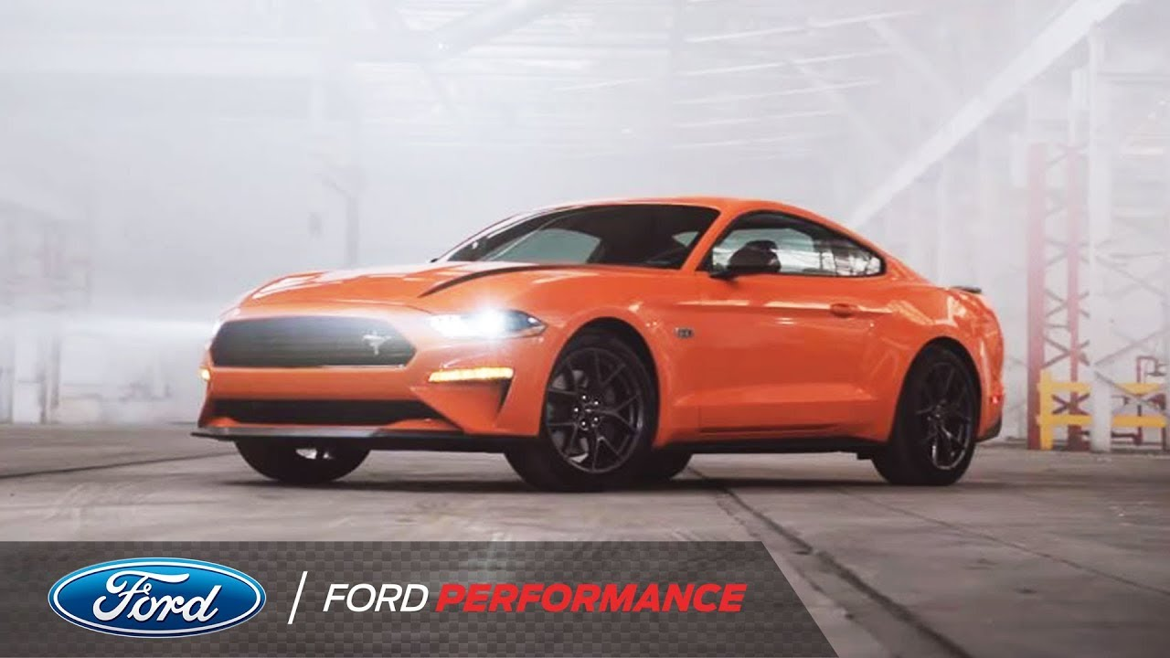 2020 Mustang 2 3l High Performance Package Ford Performance Youtube