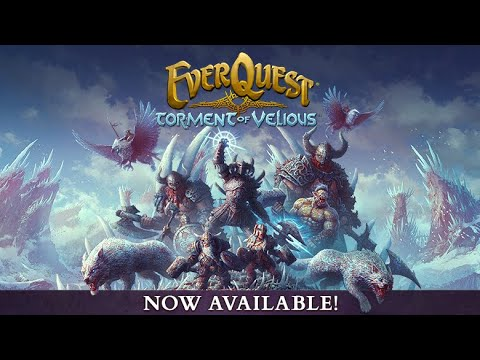 EverQuest: Torment of Velious [Official Trailer]