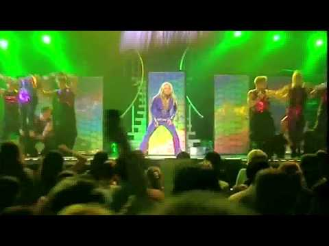 Britney Spears'Don't Go Knockin' On My Door'|HD|OIDIA Tour Live From London