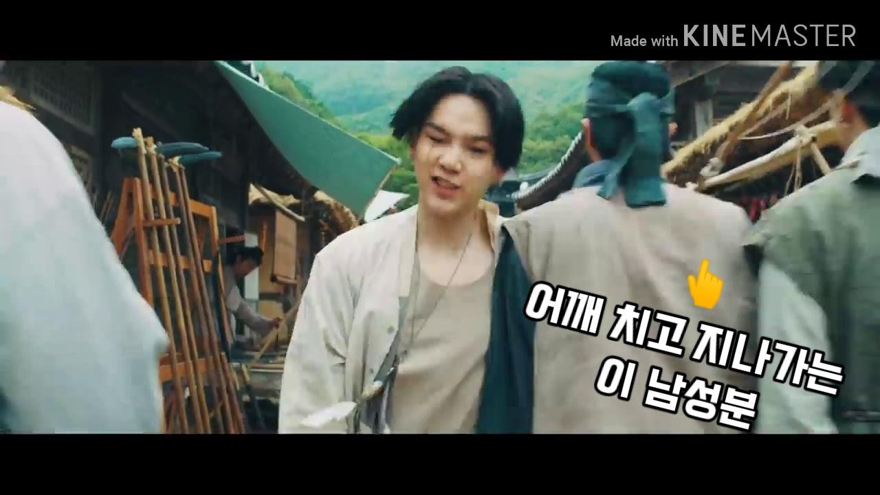 [방탄소년단/BTS]대취타 뮤비 깜짝 출연 하신 분들 (부제: 뮤비에서 싸움남.. )