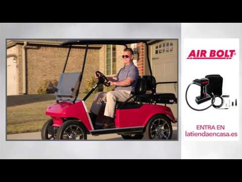Air Bolt: Compresor De Aire De Neumáticos
