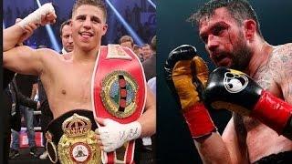 PAUL SMITH JR VS TYRON ZEUGE - WBA 168lb Regular title! June 17th!