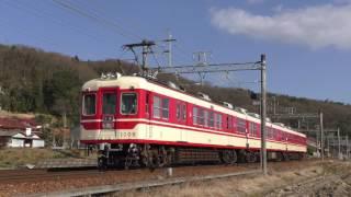 神戸電鉄1100系1109F木幡~栄通過
