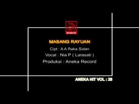 Nia Prasetya - Pasang Rayuan [OFFICIAL VIDEO]
