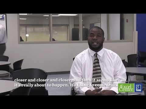 Avery Jennings Graduates The Excel Center