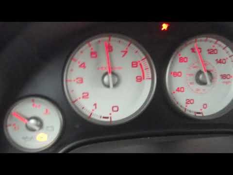 Acura RSX K20/K24 20-180Kmh