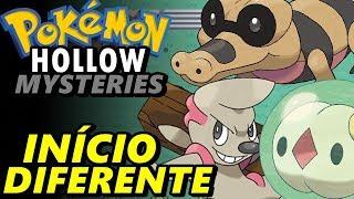 Pokémon Hollow Mysteries (Hack Rom - GBA) - O Início