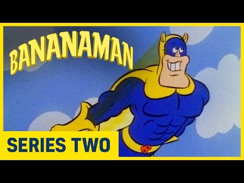 Bananaman | The Complete Series 2 (1 Hour)