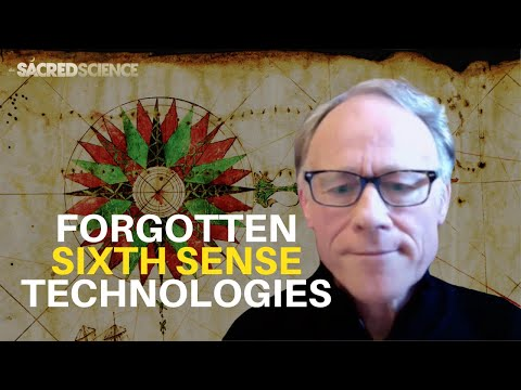 Graham Hancock - Forgotten Sixth Sense Technologies Of The Ancient World
