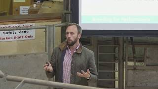 Dr Barry McIlnerney - Disease factors affecting reproductive performance in beef cattle