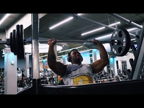 300LB SHOULDER PRESS: I FAILED MYSELF AND YET GREW STRONGER