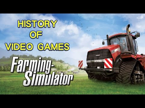 History of Farming Simulator (2008-2017) - Video Game History